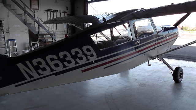 BEFA Aircraft | N36339 - Bellanca Citabria